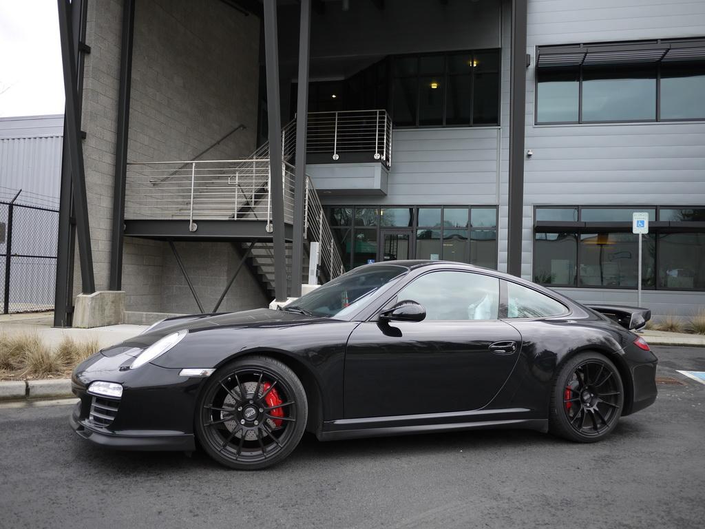 Aftermarket Wheels For A 997 6speedonline Porsche